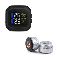 CAREUD Motorcycle Tire Pressure Monitoring System Super Waterproof Sun Protection M3