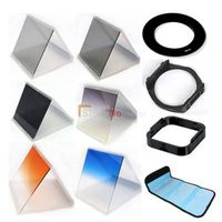harry good 10 in 1 Camera gradient Filter set x3 nd mirror 58mm adapter ring