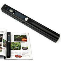 Pcocean Portable 900DPI Handyscan JPG / PDF Formate Document Book Iscan Handheld