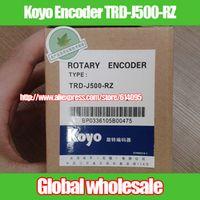 Nzluliyuan 1pcs Koyo TRD-J500-RZ / 500P line ABZ phase
