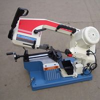 YunlinLi Metal Portable Low Noise Small Metalworking Sawing Machine With English