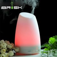 aromatherapy diffuser Ultrasonic Portable Air Humidifier Essential Oil Diffuser with Colors Changing Light
