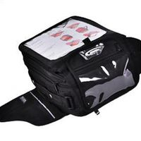Motorcycle Oil Fuel Tank Bag Racing Helmet Bag Backpack Multifunctional Magnetic Luggage Bag