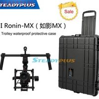 Tricases waterproof DJI ronin MX impact resistant protective case with custom EVA