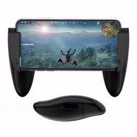 Smart Mobile Phone Rocker Gamepad Joystick Grip Handle Game Controller for PUBG/Rules