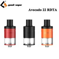 Original Geekvape Avocado 22 RDTA Tank Special Edition with 3.5ml and Side-filling Design Electronic Cigarette Atomizer