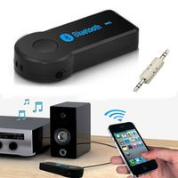 Super MB Star Universal 3.5mm Streaming A2DP Wireless Bluetooth Car Kit AUX
