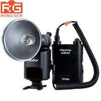 GODOX WITSTRO AD360 AD-360 Powerful Portable Barebulb 360W/S GN80 Hotshoe Off-Camera