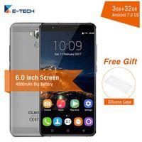 Oukitel U16 Max Smartphone 6.0 Inch MT6753 Octa Core 3GB RAM 32GB ROM Mobile Phone