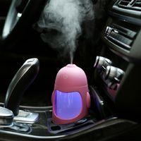 Ozio Portable Air Purifier Cup Quiet USB interface Car Air Condition