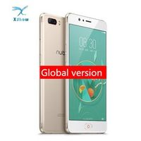 ZTE Global Version Nubia M2 4GB RAM 64GB ROM Mobile Phone Snapdragon 625 4G LTE