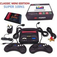 RETROAD mini edition 16bit SEGA Genesis/MD compact TV console with 64P cartridge solt