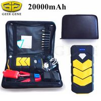 GKFLY Portable Petrol Diesel Jump Starter 12V Charger For Car Battery Booster Buster
