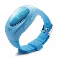 Toogee GPS Navigation Android Travel Handed Portable Tracker SOS Phone Watch for Kids