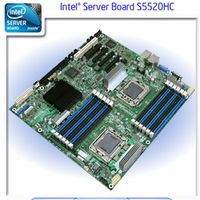SMTE S5520HC X58 1366 dual motherboard for X5650 X5680 12 slots for memory