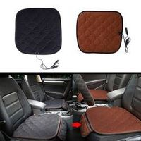 yeleno 12v Health care therapy winter Lint Seat Covers car cushion office chairs