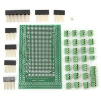 ELDOER 1PC Double-side PCB Prototype Screw Terminal Block