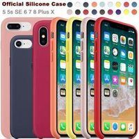 LISCN Have LOGO official Style Case For iphone 7 8 For Apple Plus SE X XS MAX XR