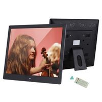"""Andoer 16"""" Picture 1600*1200 High Resolution Wide Screen Digital Photo Frame w/"""