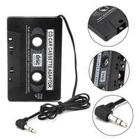 Geartronics Adapter Car Tape Cassette Mp3 Player Converter 3.5mm Jack Plug For iPod