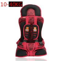 2016 3-12 Years Old Baby Portable Car Safety Seat Kids 40kg