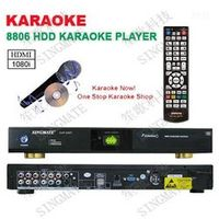 Singmate 8806 4 Hot Sale Music Home KTV Karaoke Machine System With HDMI Support