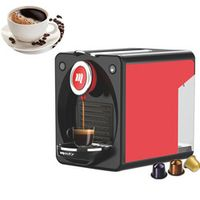 Commercial espresso cappuccino coffee machine household mini automatic nespresso capsule coffee maker