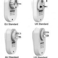 US/UK/AU/EU Plug Wireless Remote Control Switch Wifi Power Socket Timer 12002324