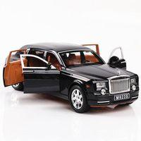 KD 1:24 Alloy Luxury Car Model Length 20Cm Better Display