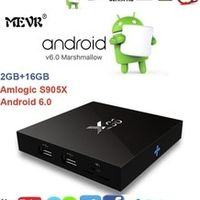 MEVR 20pcs 2 GB 16 GB Amlogic S905X Android 6.0 Marshmallow TV Box X96 Cortex A53