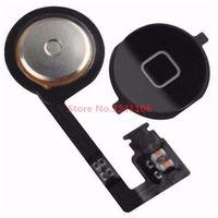 Liujiang XIANHUAN 100% Guarantee Original Home Button Flex Cable For iPhone 4 4G 4S