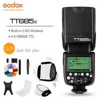 Godox TT685O 2.4G HSS 1/8000s i-TTL GN60 Wireless Speedlite Flash