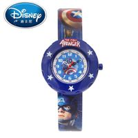 Disney Kids Watches Men Marvel Super Hero Simple water