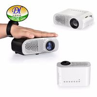 everyone gain Portable LED Toy Multimedia Proyector for Pre-school Projector