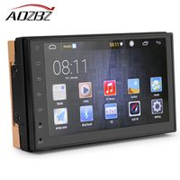 "AOZBZ 7"" Slim 2 DIN Car Radio Bluetooth GPS Navigation Android 5.1"