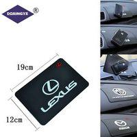 DOXINGYE Auto Interior Car Dashboard Mobile Phone Anti-slip Mat Pad For Most LOGO