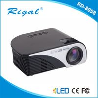 Rigal 1200 lumens 800*480 home theater projector/cheap mini Projector