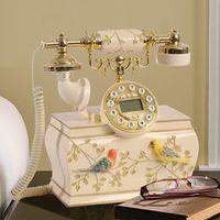 Fashion phone american mount telephone chinese style antique wedding gift