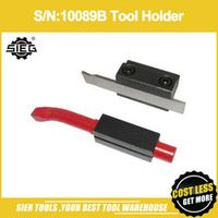 SIEG /S/N:10089B Holder/Tool set with boring cutter cut off blade/SIEG C1/M1 Tool