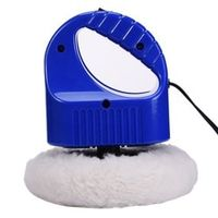 80W Waxing Machine Vacuum Cleaner Electric Car Polishing machine Cars Gloss car Cigarette Lighter Polisher for Scratch Remover