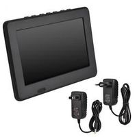 LEADSTAR ISDB-T 7 Inches Car Portable TV Rechargeable Digital Color Television Player
