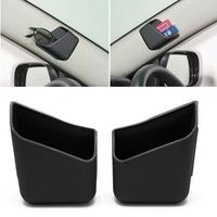 Tirol 1Pair Universal Car Auto Accessories Glasses Organizer Storage Box Holder