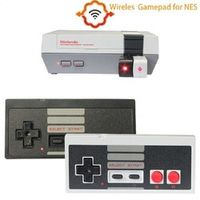 DRT Wireless Mini Game Gamepad For NES Classic Edition Nintendo Console USB Plug Play