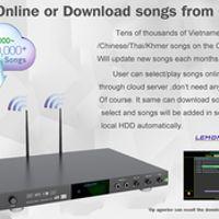 Singmate 8866 5 Android Home Ktv Karaoke Player Sing Jukebox With Songs Download