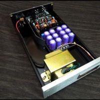 Kaisaya Germany DUAL circuit OPA2111KP AirVinyl MM Phono Stage HIFI amp amplifier