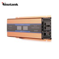 Vingtank Car 2600 W DC 12 V to AC 220 V Power Inverter Charger Converter Sturdy