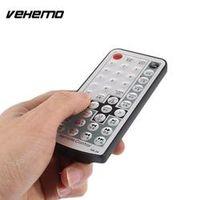 Vehemo NTSC 9inch TV Car Signal Speaker Portable Reverse Monitor