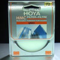 BINYEAE UV Filter 72mm Hoya HMC C for Canon/Nikon... Digital SLR Lens Filter As Kenko