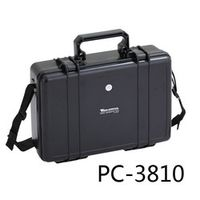1.8kg 387*304*115mm Abs Plastic Sealed Waterproof Safety Case Portable Tool Dry Box