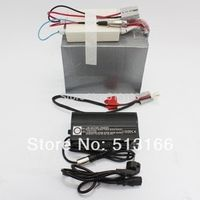 24V 15AH LiFePO4 Battery with BMS 5A Fast Charger Electric Bicycle Battery